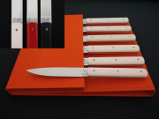 [テーブルナイフ]ペルスヴァル/PERCEVAL 9.47 プラスチックハンドル【6本セット】