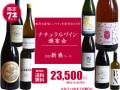 【送料無料】ナチュラルワイン頒布会 2020新春コース(ワイン計9本)【1月/2月/3月お届け】