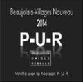 【2017nouveau】[赤]シリル・アロンソ/Cyril Alonso PUR ボージョレ・ヴィラージュ・ヌーヴォー 2017【予約商品】