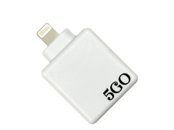 5GO スマートフォン・ホワイト(スマホ用)main