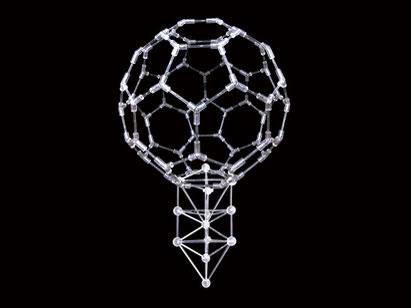 バッキーボール(組立式)+パドマ main