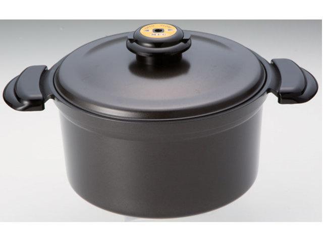 遠赤外線炊飯鍋(炊飯メモリ付)