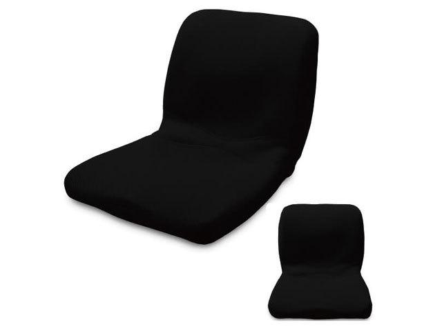 ピント(ブラック) main (背筋、座る)