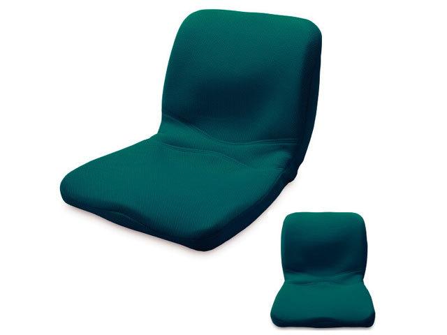 ピント(グリーン) main (背筋、座る)