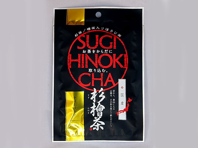 杉檜茶(すぎひのきちゃ)2g×10main