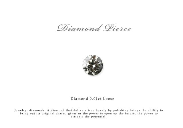 ダイヤモンド ルース 裸石 ダイヤモンド 0.01ct