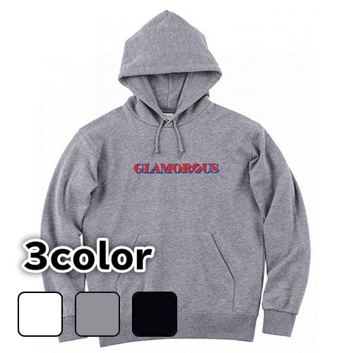 大きいサイズ メンズ パーカー プルオーバー Basic GLAMOROUS Object / S M L 2L 3L 4L 5L