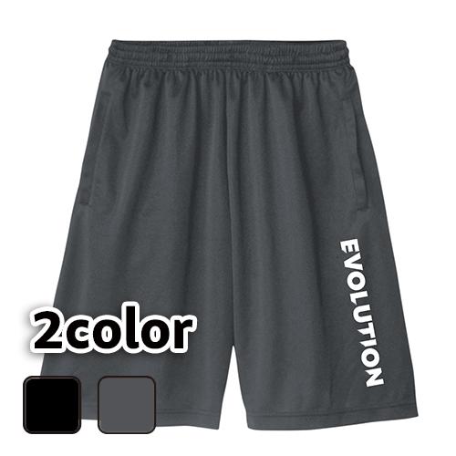 大きいサイズ メンズ ドライハーフパンツ トレーニングウェア スポーツ ジム EVOLUTION / L 2L 3L 4L 5L