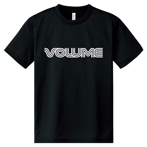 ドライTシャツ トレーニングウェア スポーツ ジム 半袖 大きいサイズ VOLUME(A)/L 2L 3L 4L 5L