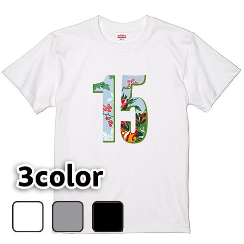 Tシャツ 半袖 大きいサイズ 5.6オンス SWEET NUMBERS <15~>/L 2L 3L 4L 5L 6L 7L/キングサイズ 翌日発送可