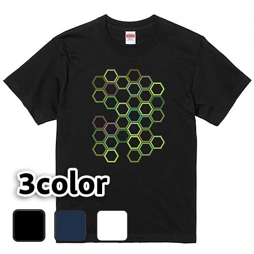 Tシャツ 半袖 大きいサイズ 5.6オンス ハニカム/L 2L 3L 4L 5L 6L 7L/キングサイズ 翌日発送可