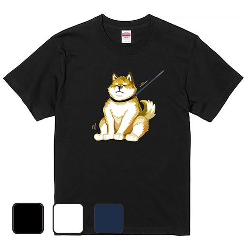 Tシャツ 半袖 大きいサイズ 5.6オンス 散歩から帰りたくない犬/L 2L 3L 4L/翌日発送可