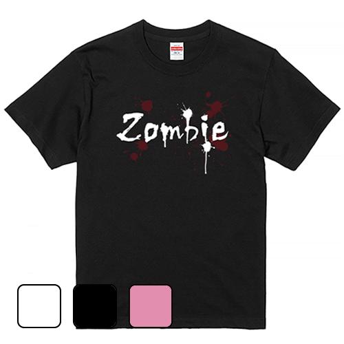 大きいサイズ メンズ Tシャツ 半袖 Zombie / S M L 2L 3L 4L