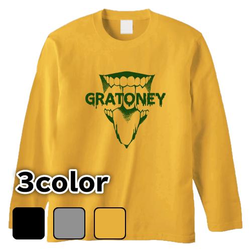 大きいサイズ メンズ ロンT 長袖Tシャツ GRATONEY / L 2L 3L 4L