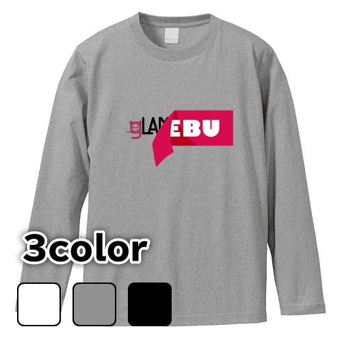 大きいサイズ メンズ ロンT 長袖Tシャツ BoxLogo DebuOff / L 2L 3L 4L