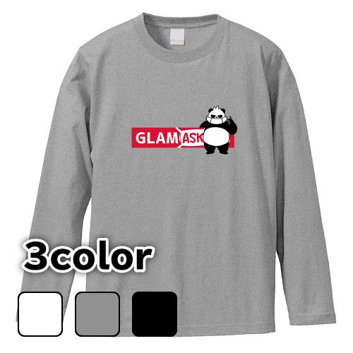 大きいサイズ メンズ ロンT 長袖Tシャツ BoxLogo グラMASK / S M L 2L 3L 4L