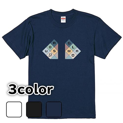 Tシャツ 半袖 大きいサイズ 5.6オンス ひし形/L 2L 3L 4L 5L 6L 7L/キングサイズ対応 翌日発送可