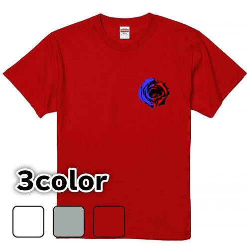 Tシャツ 半袖 大きいサイズ 5.6オンス ハーフアンドハーフ/L 2L 3L 4L 5L 6L 7L/キングサイズ対応 翌日発送可