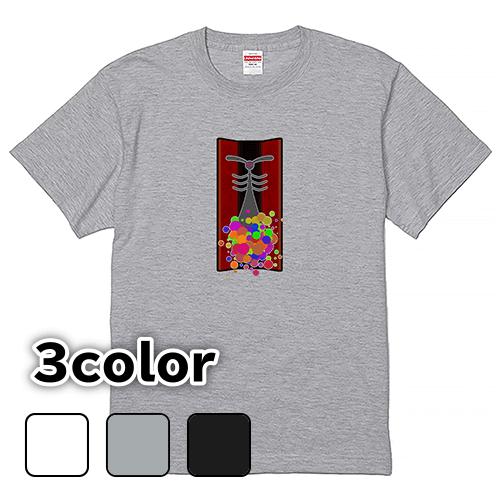 Tシャツ 半袖 大きいサイズ 5.6オンス トビラの宇宙神 /L 2L 3L 4L 5L 6L 7L/キングサイズ対応 翌日発送可