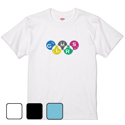 大きいサイズ メンズ Tシャツ 半袖 GLMRS Penta Logo / S M L 2L 3L 4L
