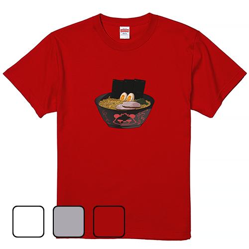 Tシャツ 半袖 大きいサイズ 5.6オンス ぐらまらすら~めん/L 2L 3L 4L