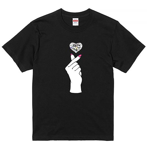 大きいサイズ メンズ Finger Heart