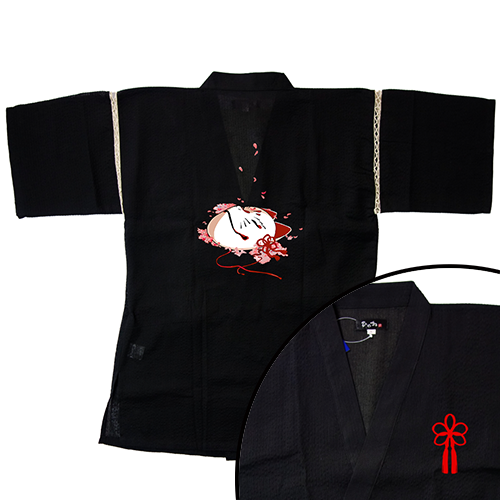 【YouTube Live!限定】 大きいサイズ メンズ ポロシャツ 半袖 ショータイムパンダ /ターコイズ/ L 2L 3L 4L