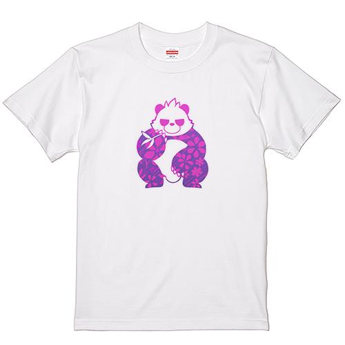 大きいサイズ メンズ フラワーパンダ