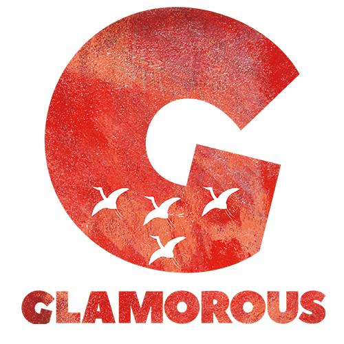 大きいサイズ メンズ GLAMOROUS CRANE