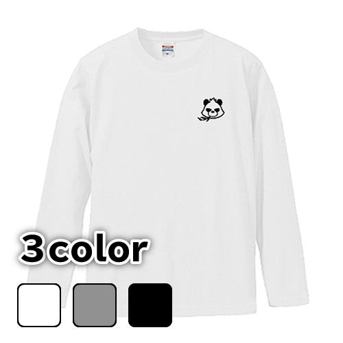 大きいサイズ メンズ ロンT 長袖Tシャツ グラパン 笹 / S M L 2L 3L 4L