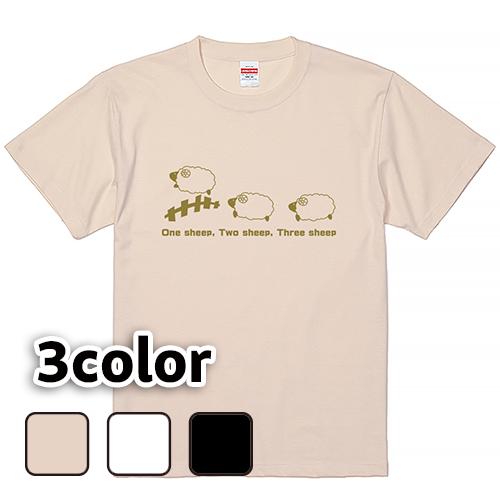 Tシャツ 半袖 大きいサイズ 5.6オンス Many sheep/L 2L 3L 4L 翌日発送可