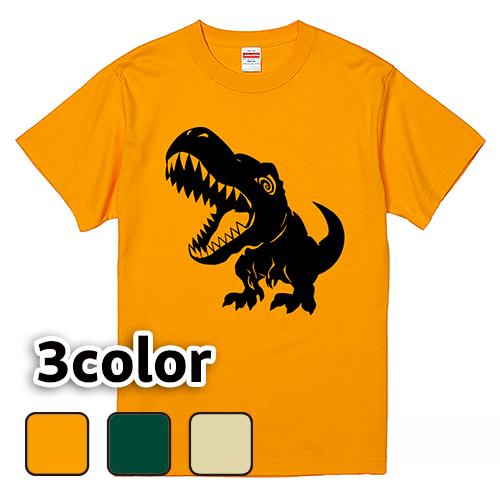 Tシャツ 半袖 大きいサイズ 5.6オンス T-Rex/L 2L 3L 4L