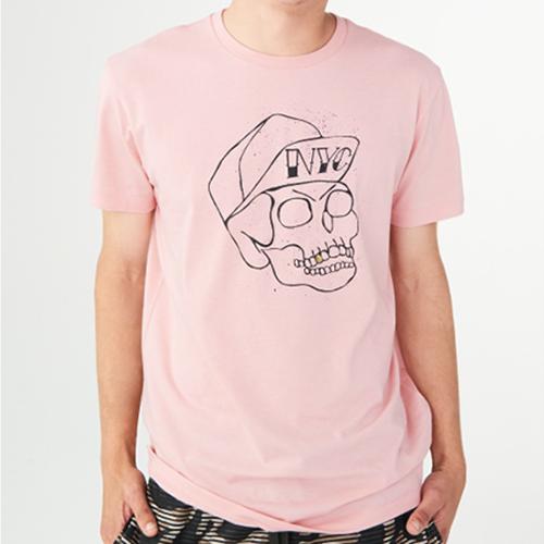 大きいサイズ メンズ エアロポステール(Aeropostale) Tシャツ 半袖 NYC スカル / L