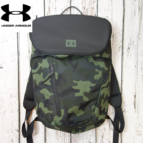 UNDER ARMOUR ライフスタイルバックパック USED 古着