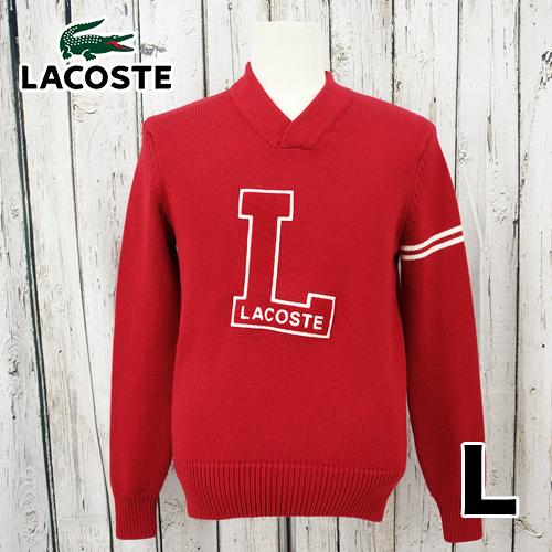 【美品】LACOSTE(ラコステ) セーター L USED 古着