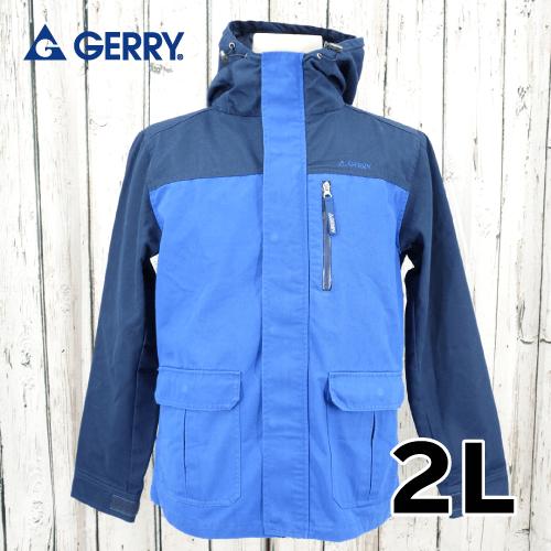【美品】 GERRY ジャケット 2L USED 古着