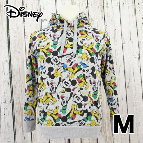 【美品】 Disney(ディズニー) プルオーバー パーカー M USED