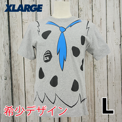 【美品】 X-LARGE(エクストララージ) 半袖 Tシャツ L USED