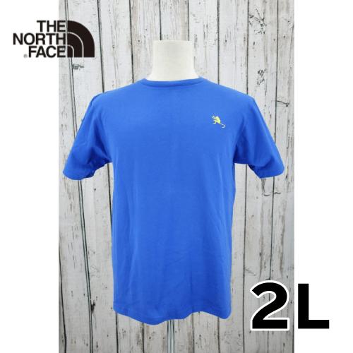 【美品】 THE NORTH FACE(ザ ノース フェイス) 半袖Tシャツ 2L USED 古着