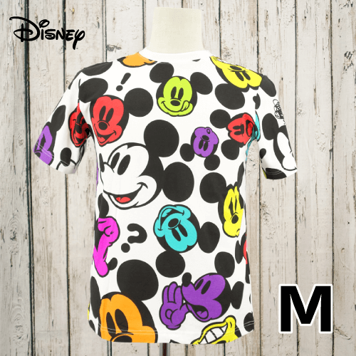 【美品】 Disney(ディズニー) 半袖 Tシャツ M USED