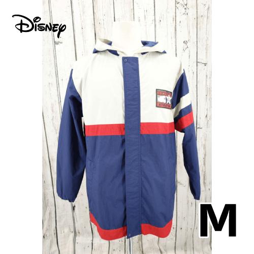 【美品】 Disney ビンテージ 90sナイロンジャケット M USED 古着