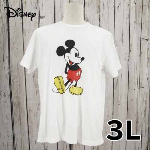 【美品】 Disney(ディズニー) 半袖 Tシャツ 3L USED