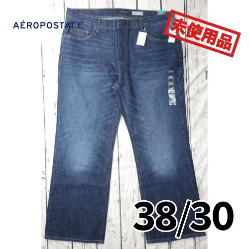 【新古品/未使用】 AEROPOSTALE デニムパンツ 38/30 USED 古着