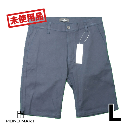 【新古品/未使用】MONO-MART ハーフパンツ L USED 古着
