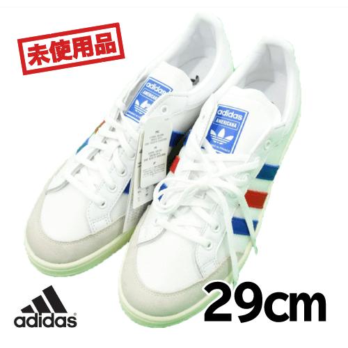 新古品 未使用 adidas アディダス AMERICANA LOW シューズ 靴 29cm USED 古着