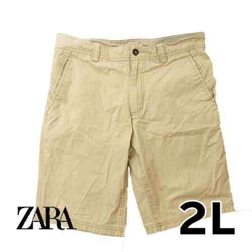 ZARA ハーフパンツ 2L USED 古着