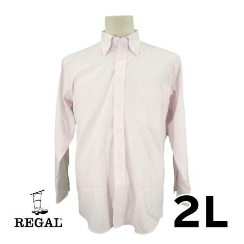 REGAL 長袖シャツ 2L USED 古着