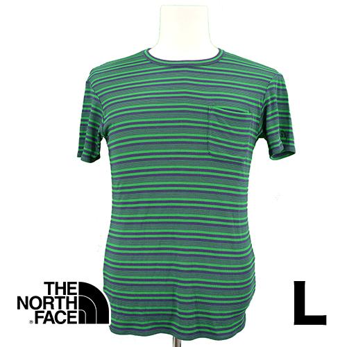 【美品】THE NORTH FACE(ノースフェイス) 半袖Tシャツ L USED 古着
