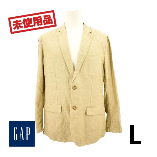 【新古品/未使用】GAP 長袖 ジャケット L USED 古着