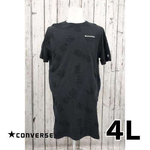 CONVERSE(コンバース) 半袖Tシャツ 4L USED 古着